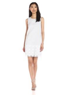 Kensie Women's Light Weight Rayon Plaid Dress