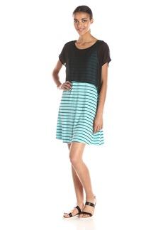 Kensie Women's Light Weight Viscose Spandex Dress