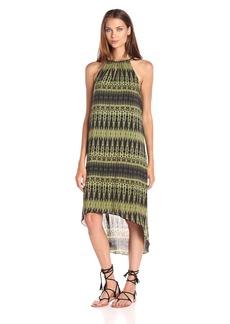 Kensie Women's Linear Ikat Dress