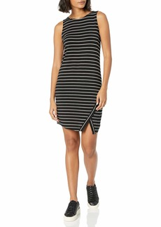 kensie Women's Lt. Wt. Viscose Spandex Dress  M