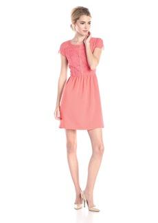 kensie Women's Mini Bubbles Dress