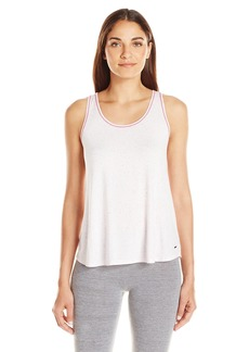 kensie Women's NEP Jersey High-Low Tank  M