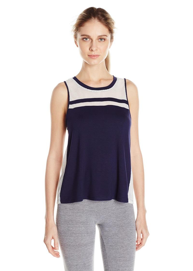 kensie Women's Pajama Tank  S
