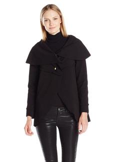 Kensie Women's Pique Texture Jacket