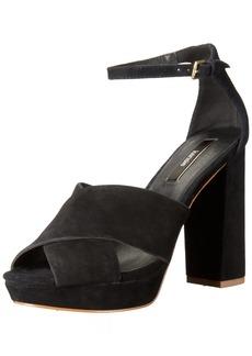 kensie Women's Poliana Dress Sandal   M US