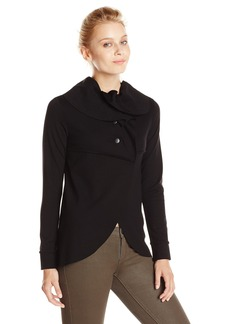 Kensie Women's Ponte Jacket