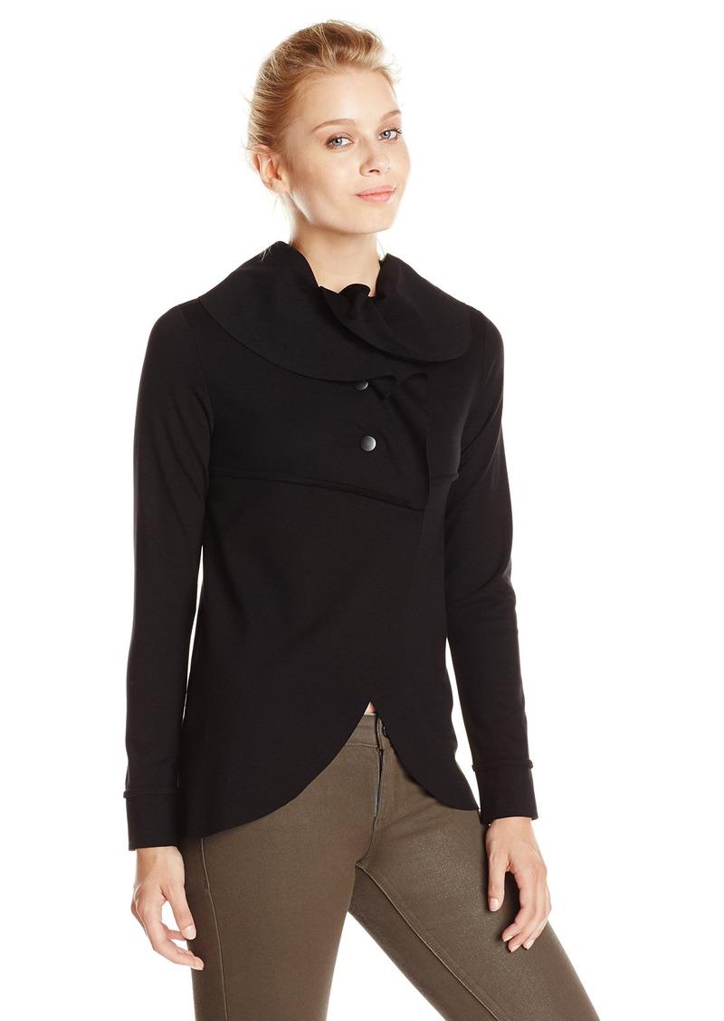 Kensie Women's Ponte Jacket