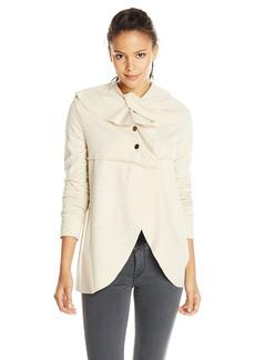 Kensie Women's Ponte Jacket  Large