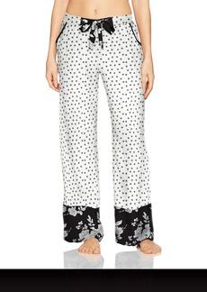 kensie Women's Printed Pant  L