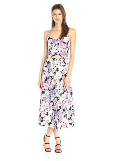 Kensie Women's Romantic Florals Dress