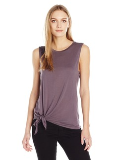 kensie Women's Sleeveless Rayon Jersey Top  XL
