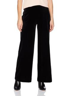 kensie Women's Smooth Velvet Pant  S