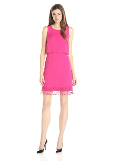 Kensie Women's Soft and Drapey Dress