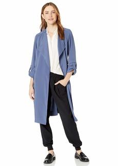kensie Women's Soft Drape Jacket  Extra Large