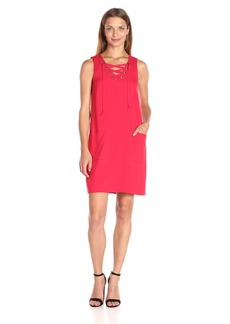 Kensie Women's Soft Rayon Twill Dress
