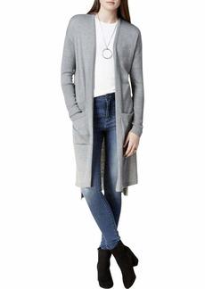 kensie Women's Soft Sweater Open Cardigan  XL