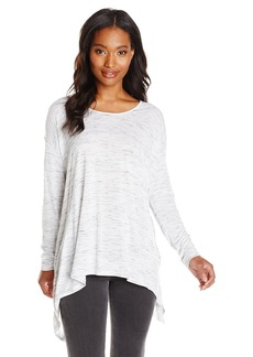 Kensie Women's Spacey Streak Knit Top