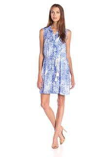 Kensie Women's Speckled Texture Dress