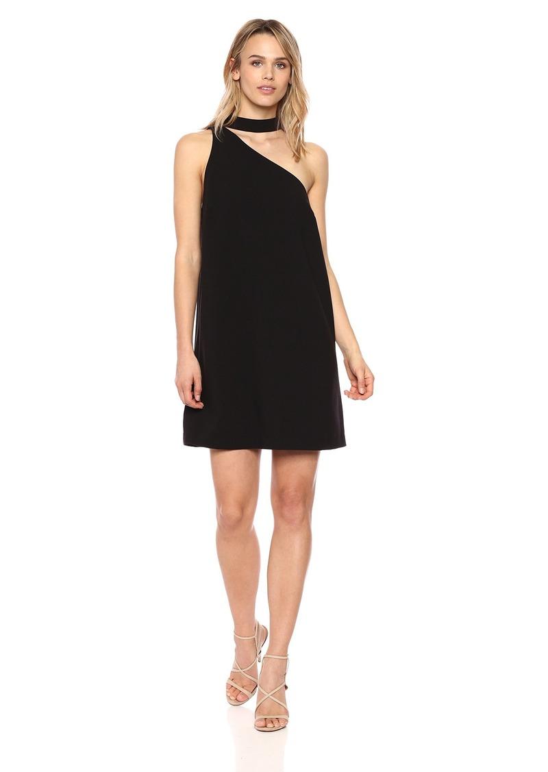 kensie Women's Stretch Crepe Dress  L