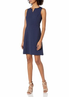 kensie Women's Stretch Crepe Dress  S