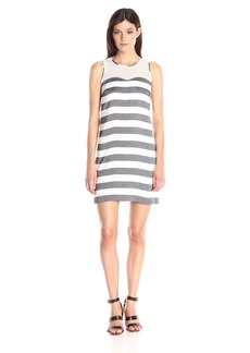 Kensie Women's Stripe Rayon Dress