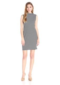 Kensie Women's Striped Rib Dress