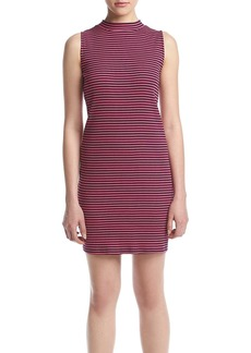 kensie Women's Striped Rib Dress