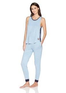 kensie Women's Tank Pajama Set  S