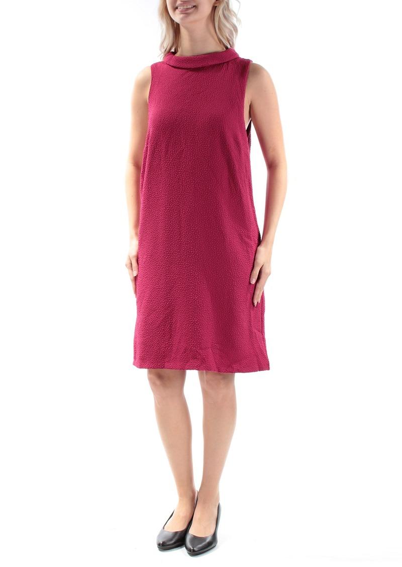kensie Women's Textured Dot Dress  S