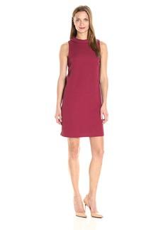 Kensie Women's Textured Dot Dress  XS