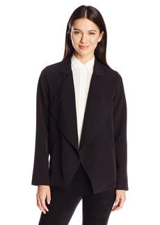 Kensie Women's Thick Stretch Twill Jacket