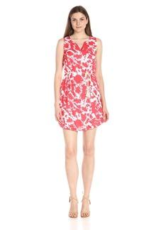 Kensie Women's Tie Dye Printed Dress