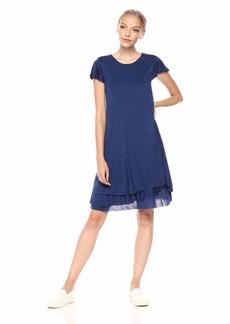 kensie Women's Viscose Dress  M
