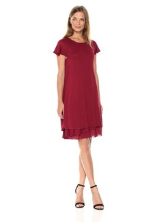 kensie Women's Viscose Dress  XL