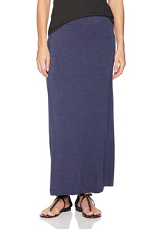kensie Women's Visoce Spandex Maxi Skirt  XS