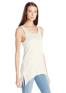 Kensie Women's Waffle Knit Sleeveless Top