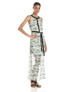 Kensie Women's Watercolor Stripe Dress