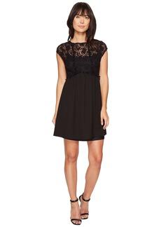 Kensie Lace Netting Dress KS4K7904