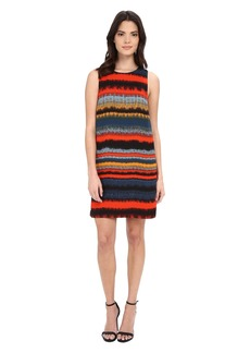 Kensie Noisy Stripes Dress KS1K7809