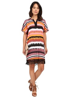 Kensie Noisy Stripes Dress KS5K7944