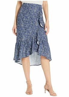 Kensie Nostalgic Blooms Skirt KS8K6402