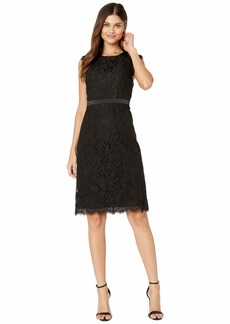 Kensie Party Lace Sleeveless Dress KSDK8424