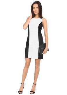 Kensie Ponte Fitted Dress KS3K7410