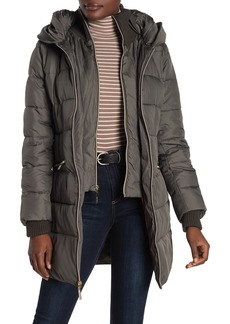 Kensie Quilted Puffer