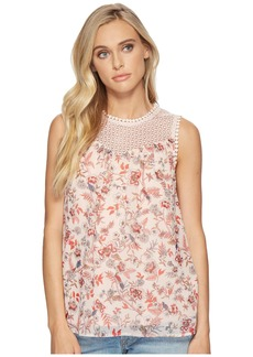 Kensie Secret Garden Top KS4K4663
