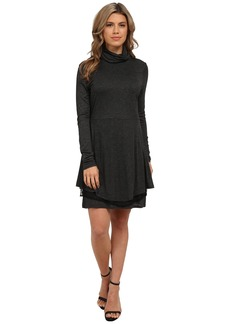 Kensie Sheer Viscose Tee Dress KS0K7734