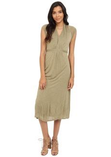 Kensie Sheer Viscose Tees Dress KS4K7932
