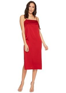 Kensie Shiny Polyester Dress KSDU7070