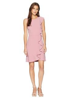 Kensie Sleek Stretch Crepe Dress KS8K8276