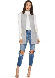 Soft Tweed Vest KS1K2260